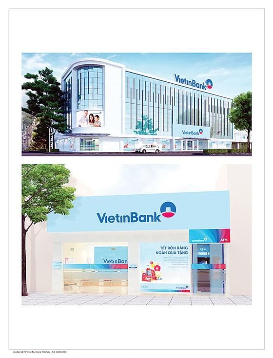 VietinBank ra mắt bộ nhận diện thương hiệu mới 2017 ảnh 2
