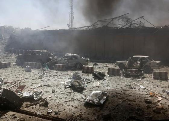 Đánh bom rung chuyển khu vực ngoại giao ở thủ đô Afghanistan ảnh 3