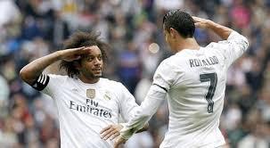 Ronaldo chỉ còn Marcelo là bạn tâm giao.