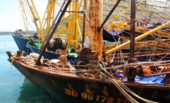 """Vụ tàu vỏ thép tại Bình Định gỉ sét: Nguyên nhân do làm """"dối"""" ảnh 1"""