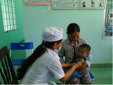 Tình hình triển khai vắc xin bại liệt tiêm IPV trong Tiêm chủng mở rộng ảnh 1