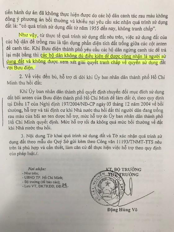 Nguồn gốc, pháp lý khu đất vườn rau tại Tân Bình ảnh 3