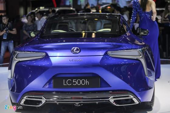 Lexus LC 500h: Coupe hang sang cho dai gia Viet hinh anh 8
