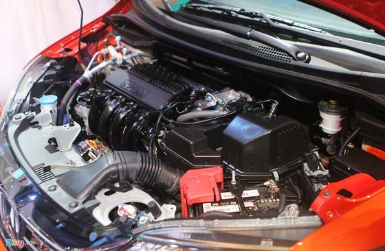Honda Jazz - doi thu cua Toyota Yaris ra mat o Viet Nam hinh anh 12