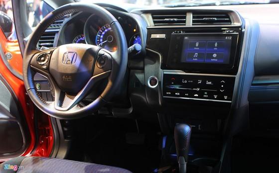 Honda Jazz - doi thu cua Toyota Yaris ra mat o Viet Nam hinh anh 10