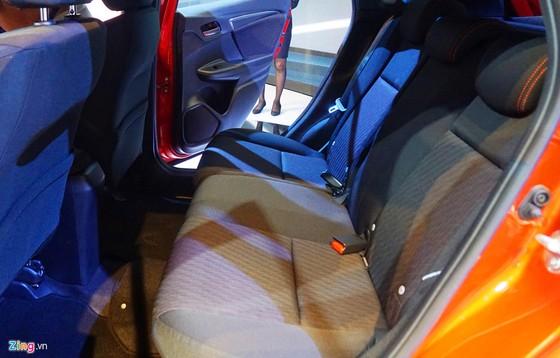Honda Jazz - doi thu cua Toyota Yaris ra mat o Viet Nam hinh anh 11