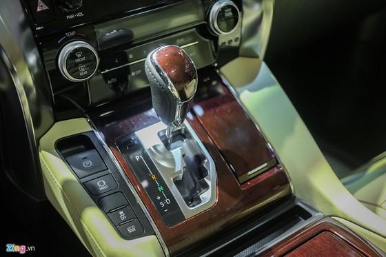 'Chuyen co mat dat' Toyota Alphard gia hon 3,5 ty dong tai VN hinh anh 11