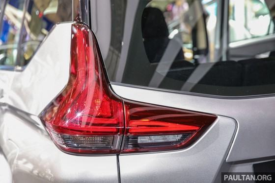 Mitsubishi ra mat xe gia dinh 7 cho Xpander hinh anh 5
