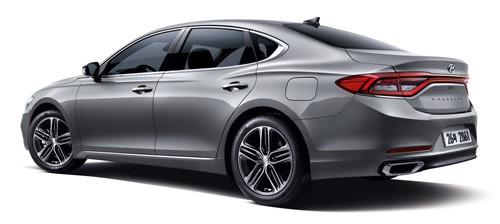 Hyundai Grandeur 2017 bán chạy nhất Hàn Quốc - ảnh 1