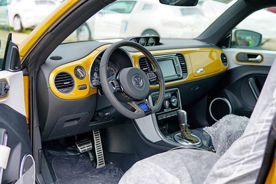 Volkswagen Beetle Dune xuat hien tai Viet Nam hinh anh 2