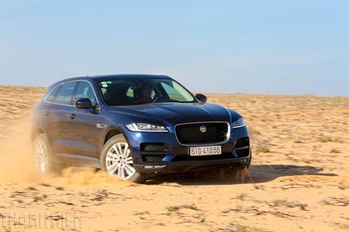 Đánh giá Jaguar F-Pace 2017: Bản lĩnh 'báo' đầu đàn - ảnh 9