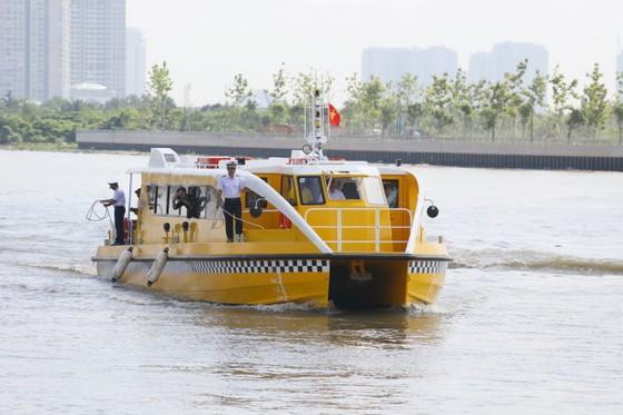 TP.HCM có tàu buýt đường sông sau 6 năm chuẩn bị ảnh 2