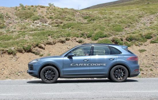 Porsche Cayenne 2018 sẽ trình làng vào ngày 29/8 ? ảnh 3