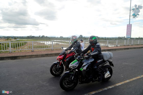 Hanh trinh 2.000 km xe doc mien Trung tren xe Kawasaki hinh anh 7