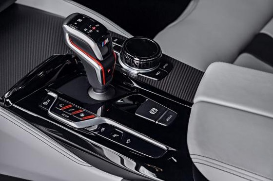 BMW trình làng sedan hiệu suất cao M5 2018 ảnh 32