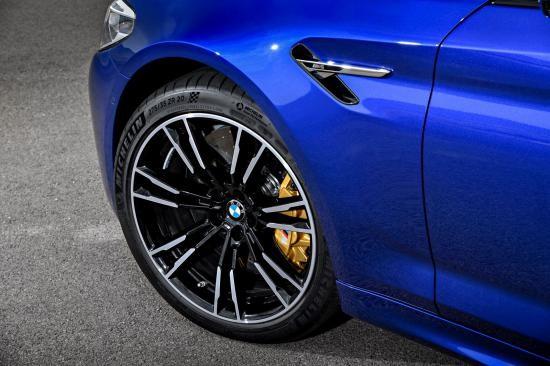 BMW trình làng sedan hiệu suất cao M5 2018 ảnh 26