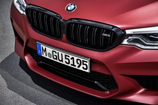 BMW trình làng sedan hiệu suất cao M5 2018 ảnh 36