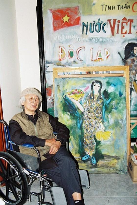 VCCA triển lãm bộ sưu tập tranh đồ sộ nhất của Lưu Công Nhân