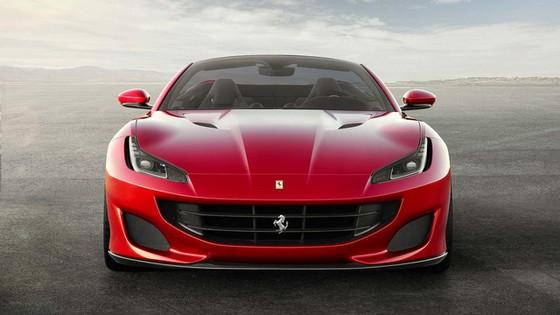 Ferrari Portofino - siêu xe mui trần thay thế California T - bất ngờ được tung ra - Ảnh 3.