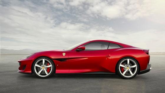 Portofino - sieu xe cho nguoi nhap mon the gioi Ferrari hinh anh 5