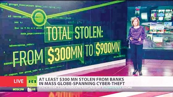 Cướp nhà băng thời công nghệ (K2): Những cú Enter triệu đô ảnh 1