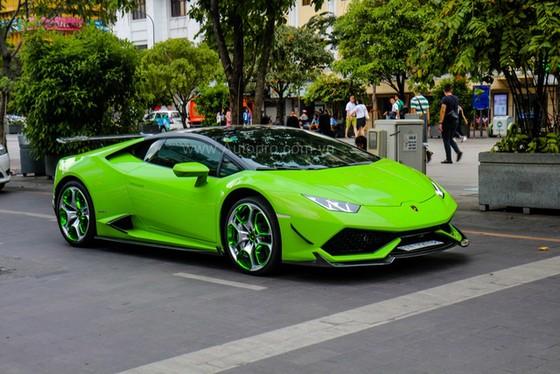 Lamborghini Huracan của bạn trai cũ nữ hoàng nội y Ngọc Trinh được độ khủng - Ảnh 20.