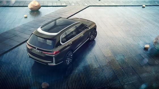 Diện kiến SUV hạng sang 7 chỗ BMW X7 iPerformance hoàn toàn mới - Ảnh 9.