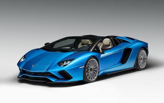 Lamborghini Aventador S Roadster - tuyet pham mui tran hinh anh 1