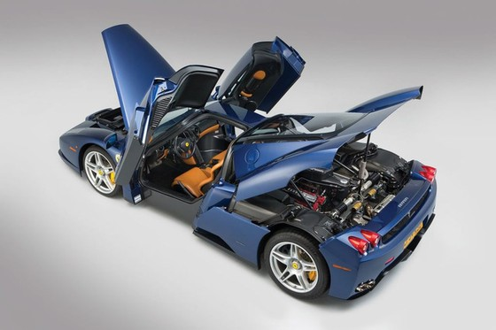 Hàng hiếm Ferrari Enzo với màu sơn cực độc được bán với giá 53,6 tỷ Đồng - Ảnh 6.