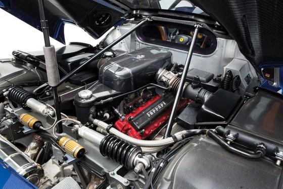 Hàng hiếm Ferrari Enzo với màu sơn cực độc được bán với giá 53,6 tỷ Đồng - Ảnh 9.