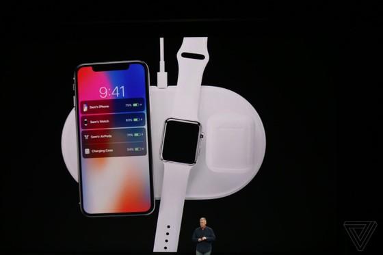 iPhone 8/8 Plus và iPhone X chính thức được ra mắt ảnh 10