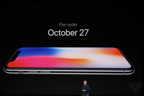 iPhone 8/8 Plus và iPhone X chính thức được ra mắt ảnh 3