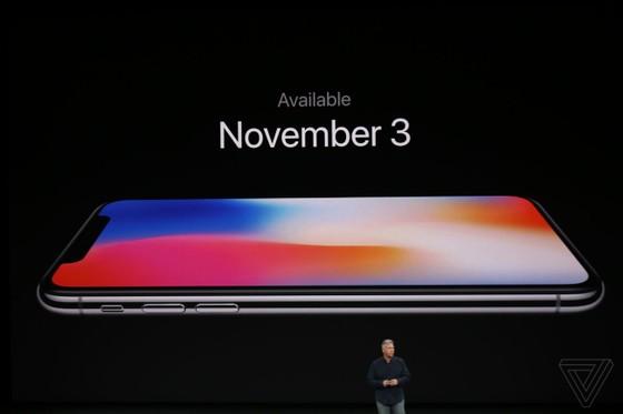 iPhone 8/8 Plus và iPhone X chính thức được ra mắt ảnh 4