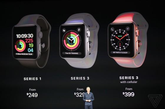 iPhone 8/8 Plus và iPhone X chính thức được ra mắt ảnh 79