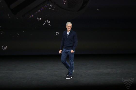 iPhone 8/8 Plus và iPhone X chính thức được ra mắt ảnh 78