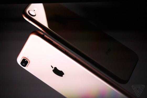iPhone 8/8 Plus và iPhone X chính thức được ra mắt ảnh 58