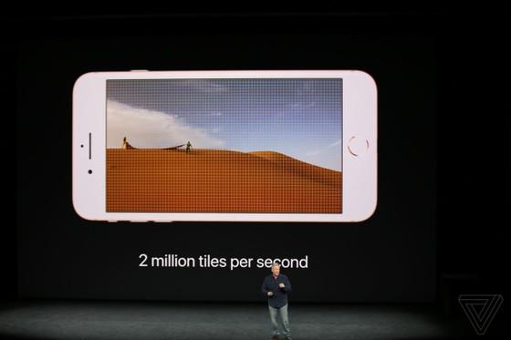 iPhone 8/8 Plus và iPhone X chính thức được ra mắt ảnh 50