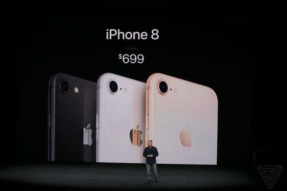 iPhone 8/8 Plus và iPhone X chính thức được ra mắt ảnh 38