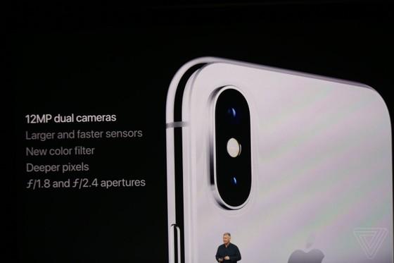 iPhone 8/8 Plus và iPhone X chính thức được ra mắt ảnh 13