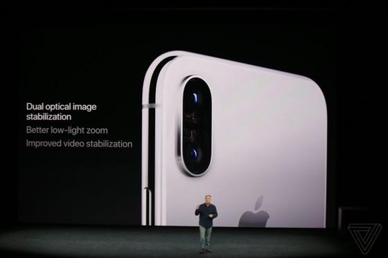iPhone 8/8 Plus và iPhone X chính thức được ra mắt ảnh 14
