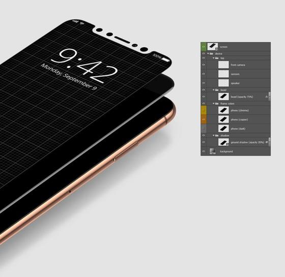 iPhone 8/8 Plus và iPhone X chính thức được ra mắt ảnh 130
