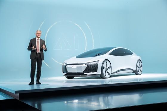 Audi gioi thieu Aicon - xe tu lai cap do 4 hinh anh 1
