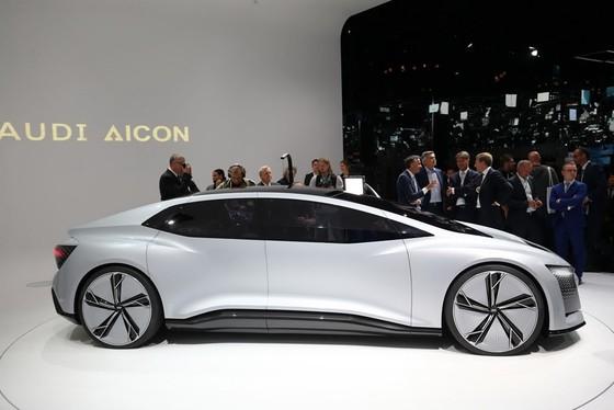 Audi gioi thieu Aicon - xe tu lai cap do 4 hinh anh 2