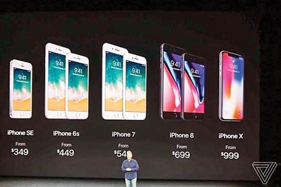 iPhone, iPad không chỉ dành cho người giàu ảnh 1