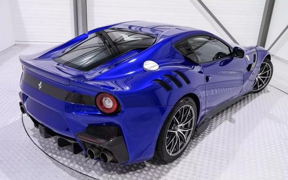 Hàng hiếm Ferrari F12tdf sở hữu ngoại thất lạ mắt được rao bán với mức giá khóc thét - Ảnh 5.