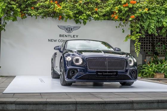 Coupe hạng sang Bentley Continental GT 2018 hăm hở ra mắt nhà giàu Đông Nam Á - Ảnh 1.