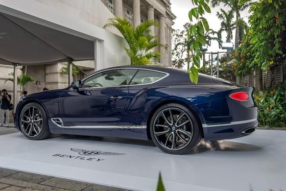 Coupe hạng sang Bentley Continental GT 2018 hăm hở ra mắt nhà giàu Đông Nam Á - Ảnh 2.