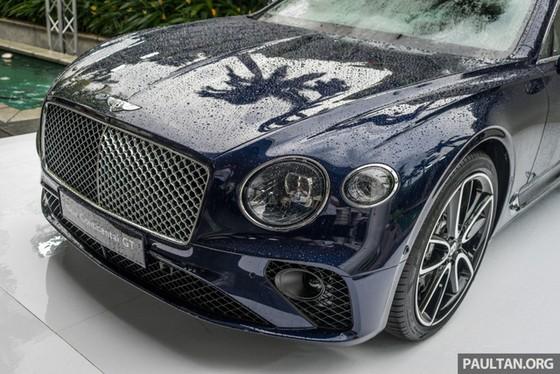 Coupe hạng sang Bentley Continental GT 2018 hăm hở ra mắt nhà giàu Đông Nam Á - Ảnh 3.