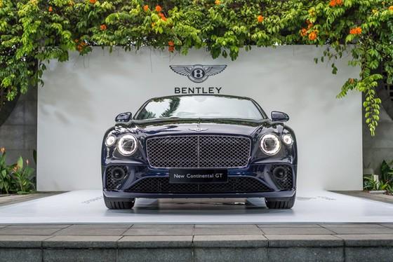 Coupe hạng sang Bentley Continental GT 2018 hăm hở ra mắt nhà giàu Đông Nam Á - Ảnh 4.