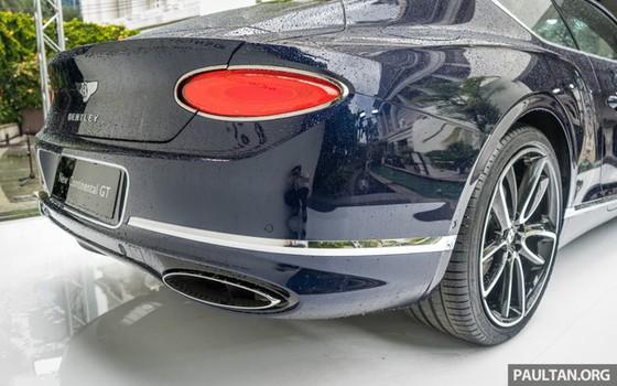 Coupe hạng sang Bentley Continental GT 2018 hăm hở ra mắt nhà giàu Đông Nam Á - Ảnh 7.